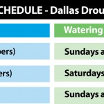 dallas watering restrictions