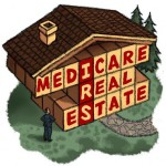 Medicare real estate tax